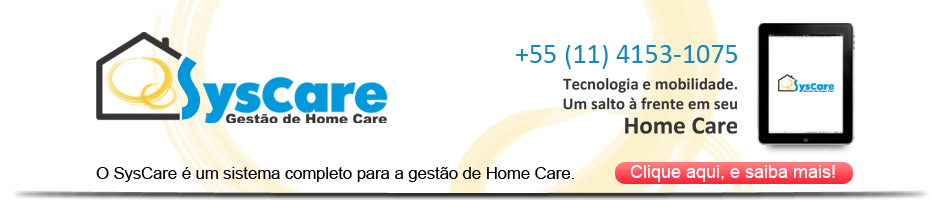 Blog – Syscare – Sistema Para Home Care